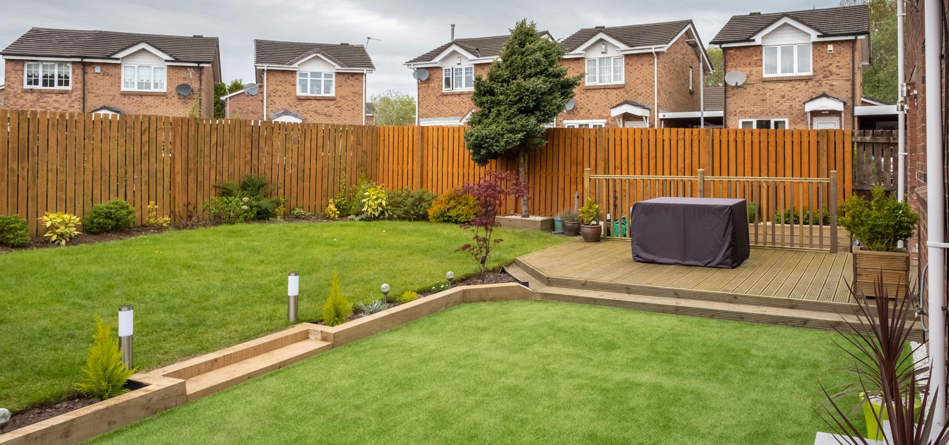 Garden Maintenance - Great North Landscaping
